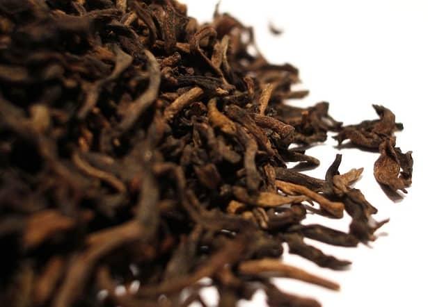 Le thé pu-erh ou « thé mange graisse »