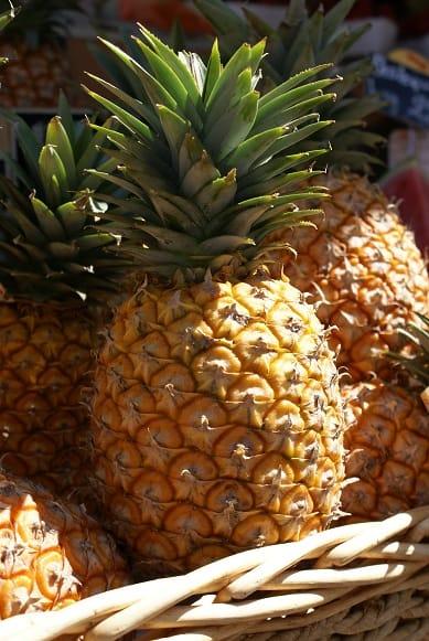 L'ananas, un fruit aux nombreuses vertus