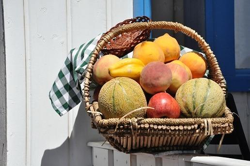 Les pouvoirs magiques des fruits et légumes